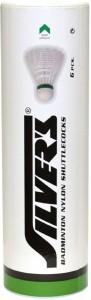 Silver's Pro 570 Nylon Shuttle  - White