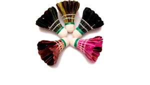 MegaPlay Magic Feather Shuttle  - Multicolor