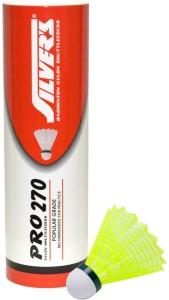 Silver's Pro 270 Nylon Shuttle  - Multicolor
