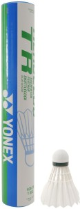 Yonex Aeroclub TR Feather Shuttle  - White