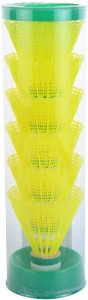 ONX A1 Plastic Shuttle  - Yellow