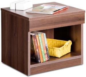 6a7f861cc Debono Engineered Wood Bedside Table Finish Color Acacia Dark Best ...