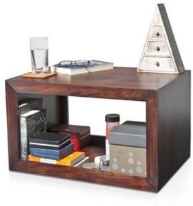 Urban Ladder Euler Solid Wood Side Table