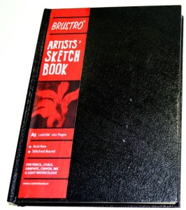 Brustro Artists Sketch Pad