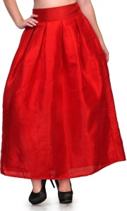 50797ea38a Natty India Solid Women s Straight Red Skirt Best Price in India | Natty  India Solid Women s Straight Red Skirt Compare Price List From Natty India  Skirts ...