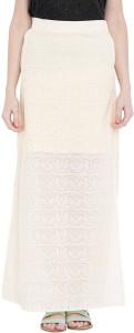 Chumbak Printed Women's Regular Pink Skirt