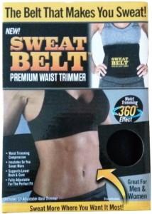 5ba1537a67d Benison India Waist trimmer sweet Sweat Slimming Belt Black Best ...