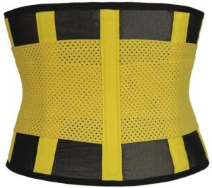 ba48633ac2b7e Hot Shapers POWER Slim Fat Burner Women Unisex Waist Neoprene Strechable  Tummy Trimmer Tucker Slimming Belt