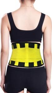 0a2ad7e47ae10 Hot Shapers POWER Slim Fat Burner Women Unisex Waist Neoprene Strechable  Tummy Trimmer Tucker Slimming BeltBlack