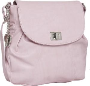 f7b0ce28c72d BUTTERFLIES Women Pink PU Sling Bag Best Price in India ...