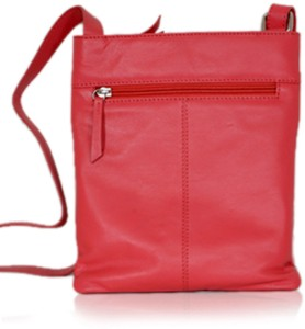 La Roma Women Pink Genuine Leather Sling Bag Best Price In India Compare List From Bags