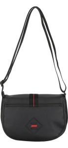 a33b209c28 Puma Women Black PU Sling Bag Best Price in India