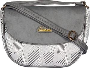 Esbeda Women Multicolor PU Sling Bag