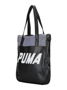 12ec04644b Puma Women Black PU Sling Bag Best Price in India