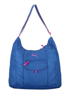 8b92b760b8 Puma Women Blue Polyester Sling Bag Best Price in India | Puma Women ...