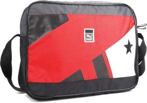 c141e7a087dc Puma Men White Black Red Sling Bag Best Price in India