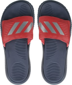 5bc8cb150 Adidas ALPHABOUNCE SLIDE Slippers Best Price in India
