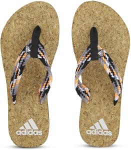 c7b918f07 Adidas BEACH CORK 1 0 Women Flip Flops Best Price in India