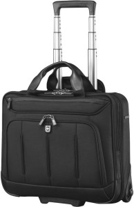 Victorinox VX One Rolling Wheeled Overnight Briefcase Small Travel Bag