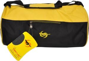 Gene Gene _gym Bags_yellow Color Small Travel Bag  - MEDIUM