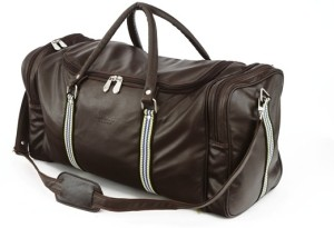 Mboss Leatherite TB001 Expandable Small Travel Bag  - 60 x 28 x 26
