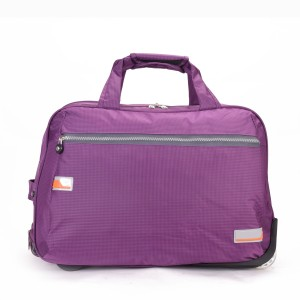 ANNI CREATIONS Checkered Small Travel Bag  - Big
