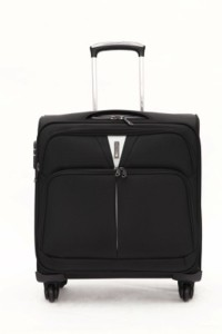 Abstar FASHION LAPTOP 4 WHEEL PILOT Small Travel Bag  - LARGE