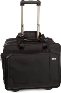 Victorinox Architecture 3.0 Rolling Parliament Expandable Overnight Case With Wheels And Removable Laptop Sleeve Small Travel Bag