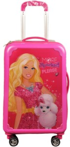 Novelty Kids 3d Trolly 18 Inches Small Travel Bag