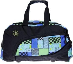 JG Shoppe D31 Small Travel Bag  - Large