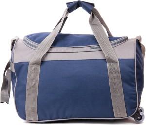 cf4a735d5 Bleu Wheeler Small Travel Bag Standard Blue Grey Best Price in India | Bleu  Wheeler Small Travel Bag Standard Blue Grey Compare Price List From Bleu  Small ...