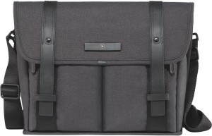 Victorinox Architecture Urban Lombard Mini Laptop Messenger With Tablet / eReader Pocket Small Travel Bag