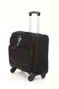 Mboss Overnighter Laptop Trolley Small Travel Bag  - Large