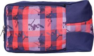 BagsRus Air Walk Printed Shoe Bags Small Travel Bag