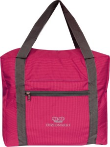 DIZIONARIO Folding Flight Cabin Size Compliant Expandable Small Travel Bag  - Medium