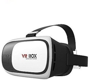ATOM TOP QUALITY 3D Plastic VR Headset Smart Glasses available at Flipkart for Rs.378