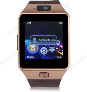 ed8ca783e0a Tashan U9 Smartwatch Gold Strap Regular Best Price in India