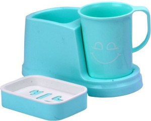 Saura CUP AND SOAP DISH