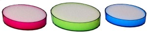 Saura SOAP DISH OVAL WITH SUPER FOAM WATER ABSORBENT - BLUE - PINK - GREEN