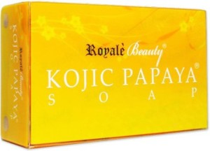 Royale Beauty Kojic Papaya Soap Made In Philippines