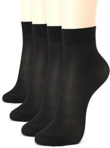 Rege Women's Self Design Ankle Length Socks