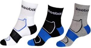Reebok Men's Ankle Length Socks