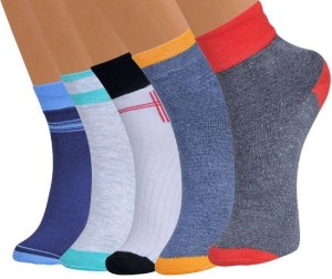 prored Men & Women Ankle Length Socks