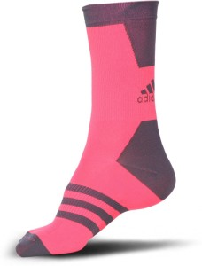 Adidas Men's Solid Crew Length Socks