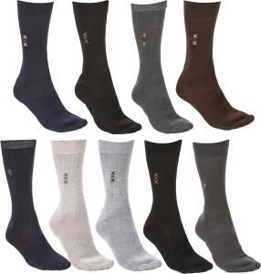 Anixa Men's Mid-calf Length Socks
