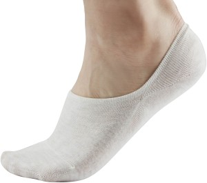 Celebrity Men's Solid No Show Socks