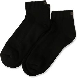Puma Sport Men's Solid Quarter Length Socks