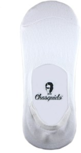 Chasquido Man Men's Solid No Show Socks
