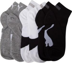 Puma Men's Quarter Length Socks