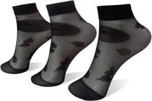 Rege Women's Printed Ankle Length Socks